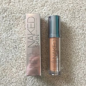 Urban decay ultra definition liquid makeup
